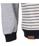 Shisha Klöndör Sweater Uni Pullover Navy Creme Striped