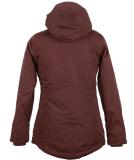 Iriedaily Kishory Segler Jacket Damen Winterjacke Red Wine rot M