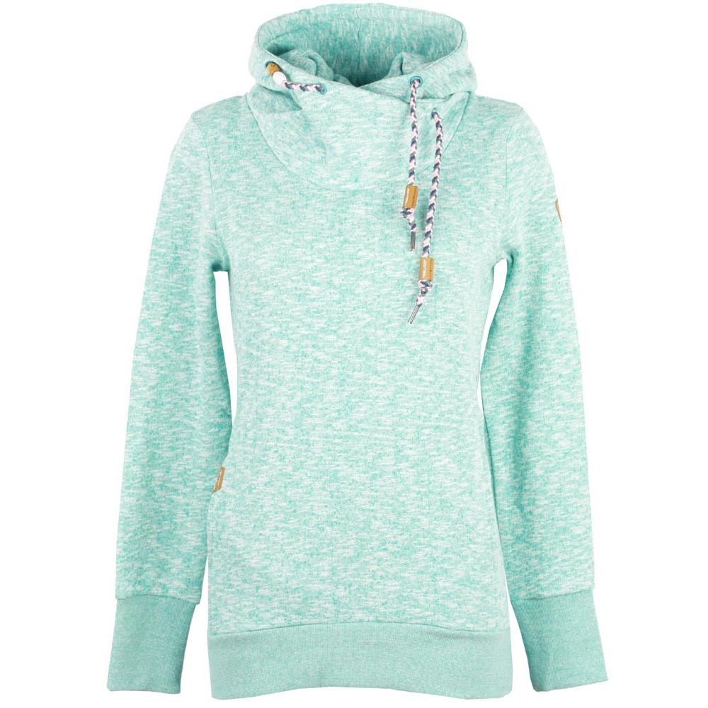 22d37309ef2e11 Ragwear Beat Pullover Hoodie Damen Sweatshirt Baltic Melange, 47,90 €