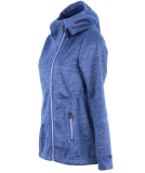 Bench Windproof Hoody Zipper Damen Sweatjacke Blue Depths...