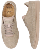 Woden Jane NSC Sneaker Damen Schuh Taupe