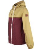 Element Alder Light Jacke Canyon Khaki Napa Red M