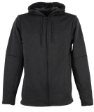Hurley DRI-FIT Expedition Zip Herren Sweatjacke Black...