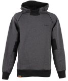 Shisha Storm Hooded Herren Pullover Anthracite Black