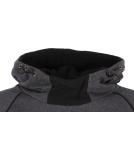 Shisha Storm Hooded Herren Pullover Anthracite Black S