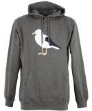 Cleptomanicx Gull 3 Hooded Pullover Heather Dark Olive