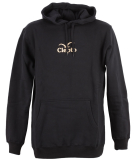 Cleptomanicx C.I. Hooded Pullover Black schwarz