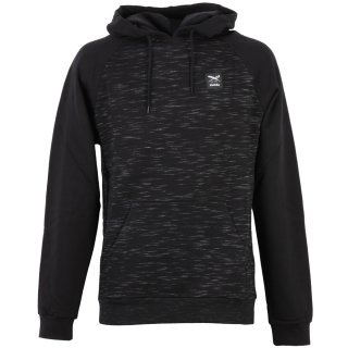 Iriedaily Injection Hoody Pullover Black Mel S