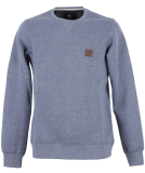 Element Heavy CR Sweatshirts Crewneck Midnight Blue