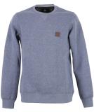 Element Heavy CR Sweatshirts Crewneck Midnight Blue S