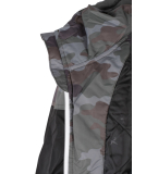 Iriedaily Insulaner P Jacket Camou Olive S