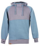 Shisha Basic Hooded Pullover Stargazar Rabbit Grey