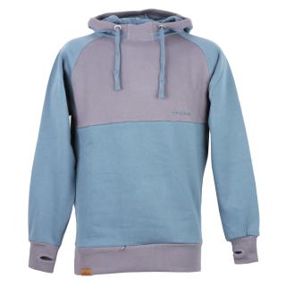 Shisha Basic Hooded Pullover Stargazar Rabbit Grey M