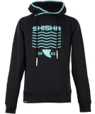 Shisha Sleet Hooded Pullover BlackInject