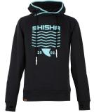 Shisha Sleet Hooded Pullover BlackInject S