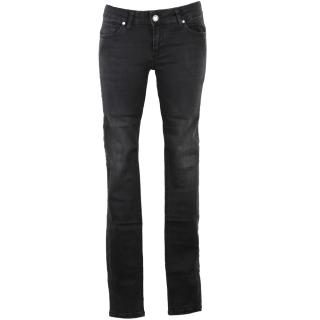 Zhrill Daffy Denim Damen Jeans Black schwarz