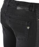 Zhrill Daffy Denim Damen Jeans Black schwarz 29
