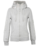 Zhrill Ilva Sweatjacke Grey Mel