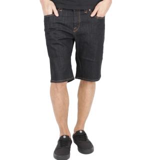 Volcom Solver Denim Shorts Rinse 30