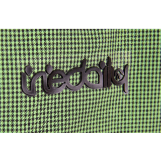 Iriedaily GSE Mini Plaid Jacket neon green