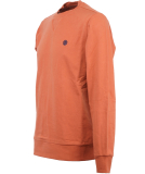 Element Cornell French Terry Crewneck Etruscan Red
