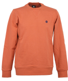 Element Cornell French Terry Crewneck Etruscan Red S