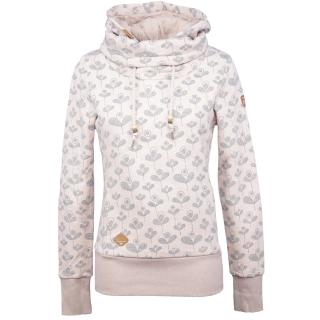release date: f43f0 f3609 Ragwear Hooked Hoody Damen Sweatshirt Pullover Old Pink, 48,90 €