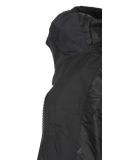 Iriedaily Auf Flag Mel Jacket Water-Resistant Black Mel.