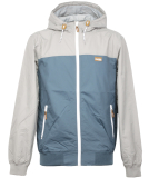 Iriedaily Auf Deck Jacket Water-Resistant Greyblue