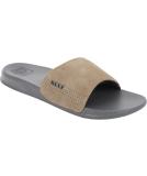 Reef One Slide Sandale Slap Grey Tan
