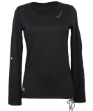 Ragwear Jocelyn Damen Sweatshirt Black