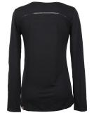 Ragwear Jocelyn Damen Sweatshirt Black