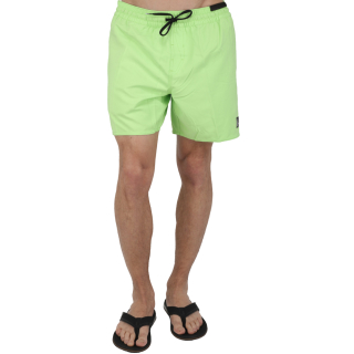 Volcom Lido Trunks Boardshort Badeshort Neon Green M