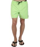 Volcom Lido Trunks Boardshort Badeshort Neon Green XL