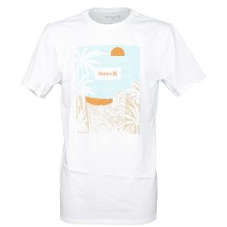 Hurley Aerial T-Shirt White