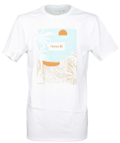 Hurley Aerial T-Shirt White