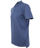 Hurley Dri-Fit Coronado Polo T-Shirt Dark Blue Heather S