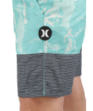 "Hurley Aloha Only Volley 17"" Boardshort Aurora Green"