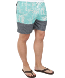 "Hurley Aloha Only Volley 17"" Boardshort Aurora Green M"