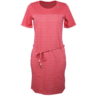 Ragwear Nuggie Dress Kleid Red