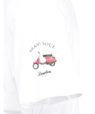 Brave Soul 149 Travel T-Shirt White