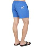 Cleptomanicx Magic Shorts Boardshort Nautical Blue