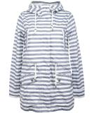 Ragwear Barunka Stripes Jacke Navy L