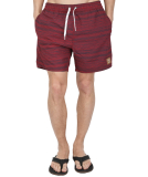 Iriedaily La Banda 2 Short Boardshort Navy Red S