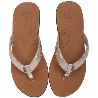 Reef Miss J-Bay Sandale Slap Rose Gold