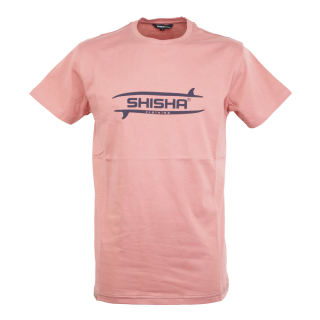 Shisha Billerbook T-Shirt Light Mahagony