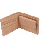Volcom Strangler Lth Wallet Portemonnaie Natural