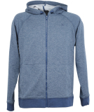 Hurley DRI-FIT Disperse Full Zip Sweatjacke Photo Blue