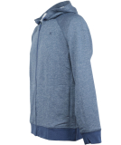 Hurley DRI-FIT Disperse Full Zip Sweatjacke Photo Blue L
