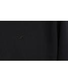 Cleptomanicx Ligull Heavy Crewneck Pullover Black